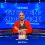 Stephen Chidwick继续统治USPO
