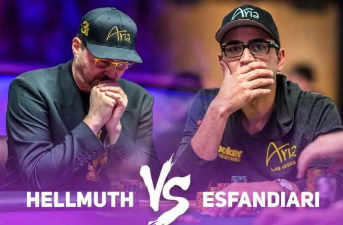 "【PokerStars】手牌 | ""魔术师""和Phil Hellmuth在单挑赛上的勾心斗角"