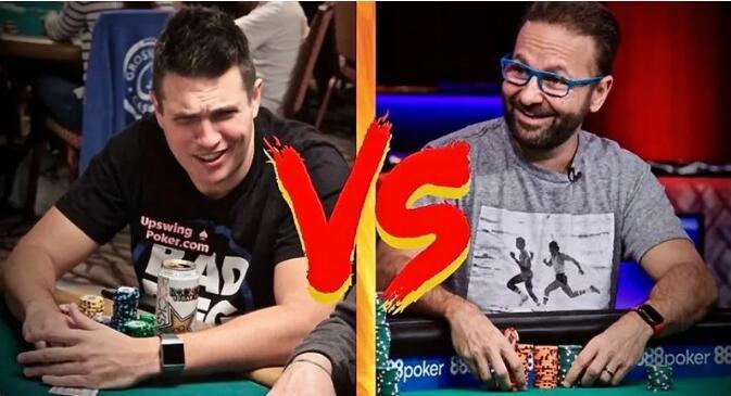 "【PokerStars】""世纪恩怨局""最新战报:Doug Polk盈利突破百万大关 丹牛再次跌入谷底!"