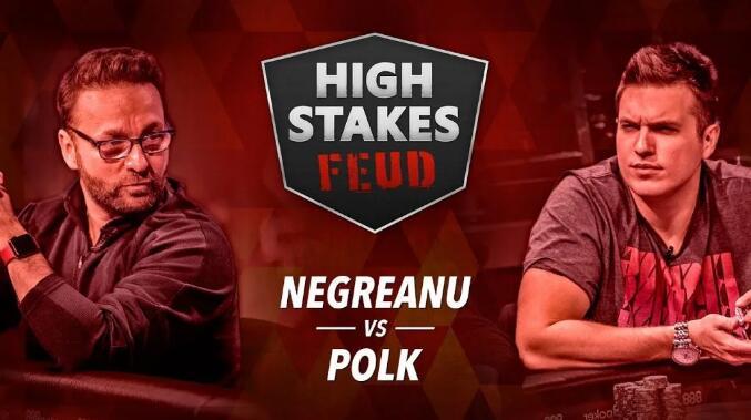 【PokerStars】丹牛和Polk的单挑赛将继续进行至25000手