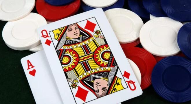 【PokerStars】如何游戏带高牌的卡顺听牌?