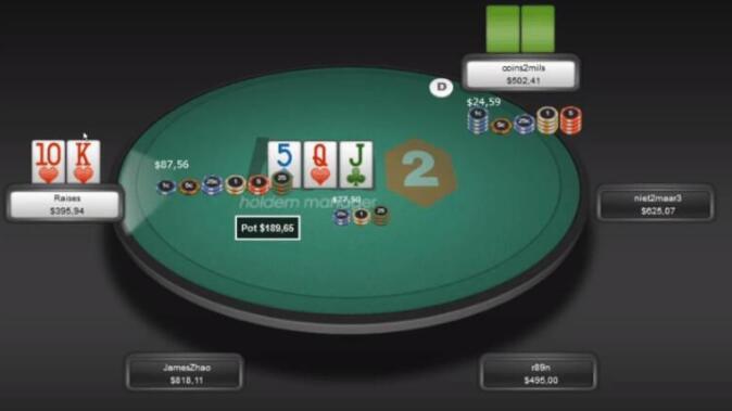 【PokerStars】帮助你在跟注3-bet后赢下底池的三个策略