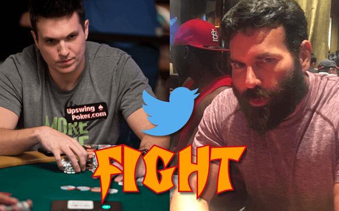 【PokerStars】Doug Polk嘲讽Dan Bilzerian将比特币出售在,500