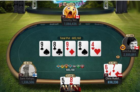 【PokerStars】分析:高剥削性策略是有利可图的!