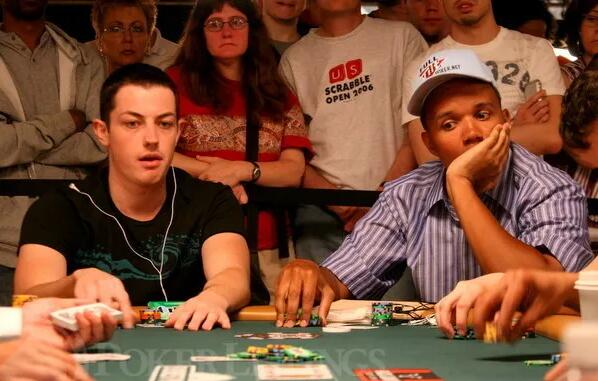 【PokerStars】话题 | Tom Dwan和Phil Ivey将参加6月份举行的WPT线上单挑赛?