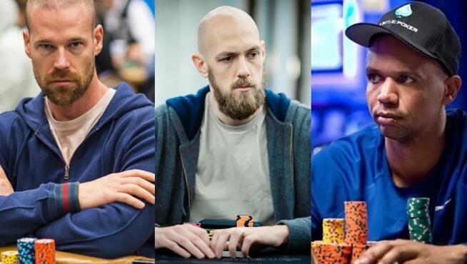 【PokerStars】WPT单挑赛八强诞生!Phil Ivey晋级 Doug Polk被淘汰!