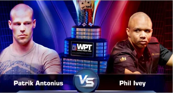 "【PokerStars】""单挑王者对决""Phil Ivey夺冠!""世界上最会打牌的男人""回来了!"