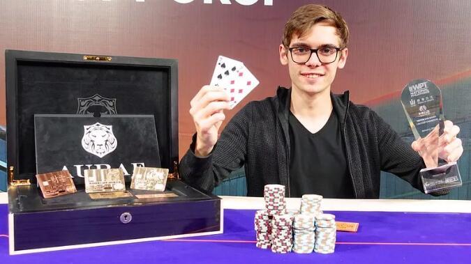 【PokerStars】话题 | 德国天才Fedor Holz经历了什么?
