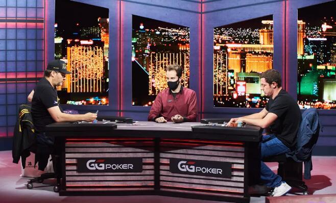 【PokerStars】Tom Dwan赢了!成功终结Phil Hellmuth的七连胜!
