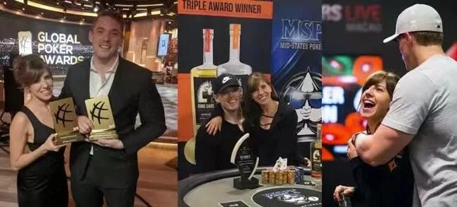 【PokerStars】Kristen Bicknell夫妇号召玩家抵制WSOP被呛声 扑克玩家用40W美元买了一张石头图片引来热议