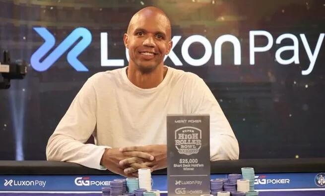 【PokerStars】Phil Ivey赢得欧洲超级豪客碗短牌赛事