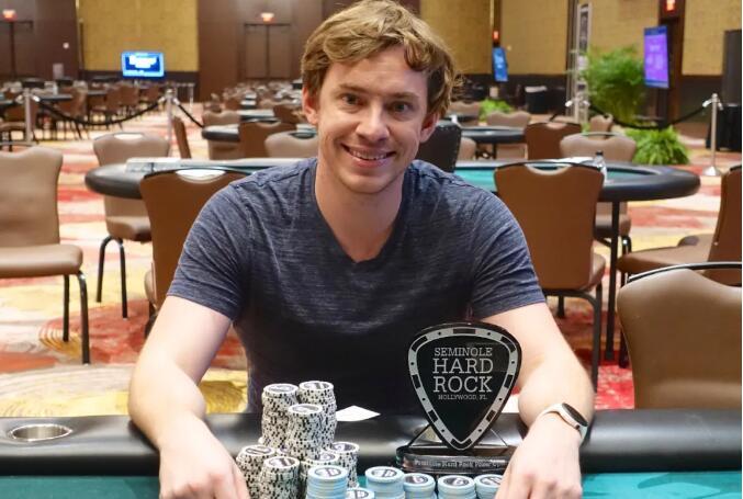 【PokerStars】截至目前:2021年十大现场扑克比赛赢家